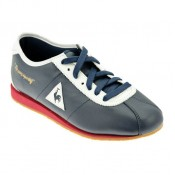 Authentique Le Coq Sportif Wendon Lea Sneakers - Chaussures Baskets Basses Homme