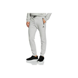 La Boutique Officielle Le Coq Sportif Jogging Lcs Tech Fz Gris Joggings / Survêtements Homme