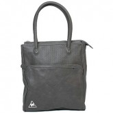 La Collection 2017 Le Coq Sportif Sac à Main Core Shopper Gris - Sacs Cabas / Sacs Shopping Femme