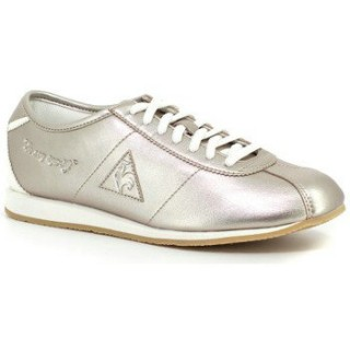 Le Coq Sportif Chaussures Wendon Metallic Gray Morn W H16 - Gris Baskets Basses Femme Paris Boutique