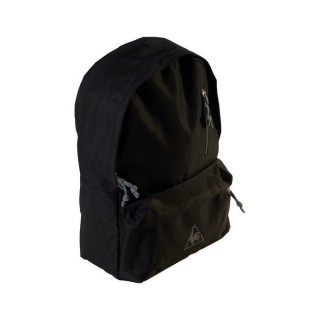 Le Coq Sportif Chronic Backpack Noir - Sac à Dos Promotions