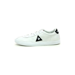 Le Coq Sportif Court Origin Lea Blanc - Chaussures Baskets Basses Site Officiel France