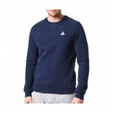 Le Coq Sportif Crew Sweat Dress Blue Sweats Homme Boutique Paris