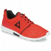 Le Coq Sportif Dynacomf Classic Rouge Chaussures Baskets Basses Homme Pas Chere