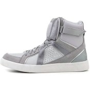 Le Coq Sportif Emeraude Luxe Wn Gris - Chaussures Basket Montante Homme Promos Code