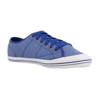Le Coq Sportif Grandville Summer Blue - Chaussures Baskets Basses Homme Promotions