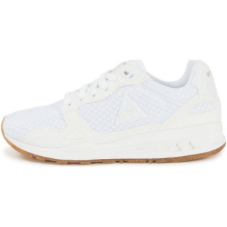 Le Coq Sportif Lcs R900 Sparkly Blanc - Chaussures Baskets Basses Femme PasCher Fr
