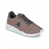 Le Coq Sportif Lcs R950 Geo Jacquard Gris / Multicolore Chaussures Baskets Basses Homme Paris Boutique