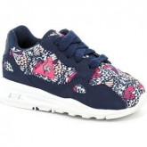 Le Coq Sportif R900 Inf Butterfly / Bleu Marine - Chaussures Baskets Basses Homme Pas Cher Provence