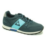 Le Coq Sportif Running Bd/Lateral Bleu Oscuro - Chaussures Baskets Basses Homme En Soldes