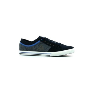 Le Coq Sportif Saint Ferdinand 2 Tones / Suede Dress Blue - Chaussures Baskets Basses Homme Officiel