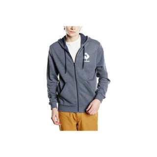 Le Coq Sportif Sweat Belia Fz Hood Bleu Sweats Homme Magasin Paris