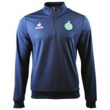 Le Coq Sportif Sweat DEntraînement As Saint -Etienne Bleu Sweats Homme Promo Prix Paris