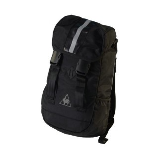 Le Coq Sportif Urban Cycling Backpack Noir - Sac à Dos Homme France Magasin