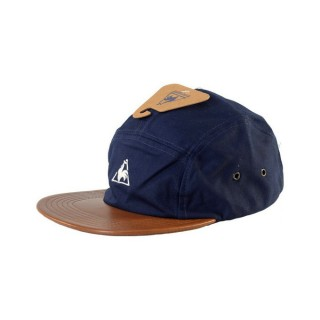 Site Officiel Le Coq Sportif Chronic Extended Ixora Cap Dress Blue Marine Casquettes Prix