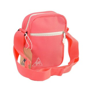 Site Officiel Le Coq Sportif Chronic Small Item Calypso Coral Rose - Sacs Pochettes / Sacoches Prix