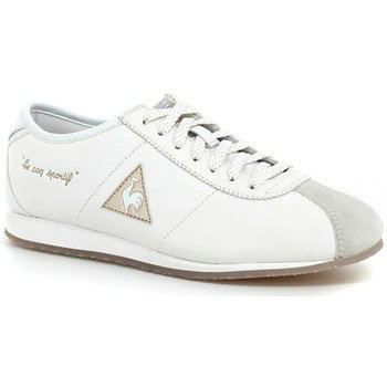 Le Coq Sportif Wendon W Sparkly / Blanc Chaussures Femme