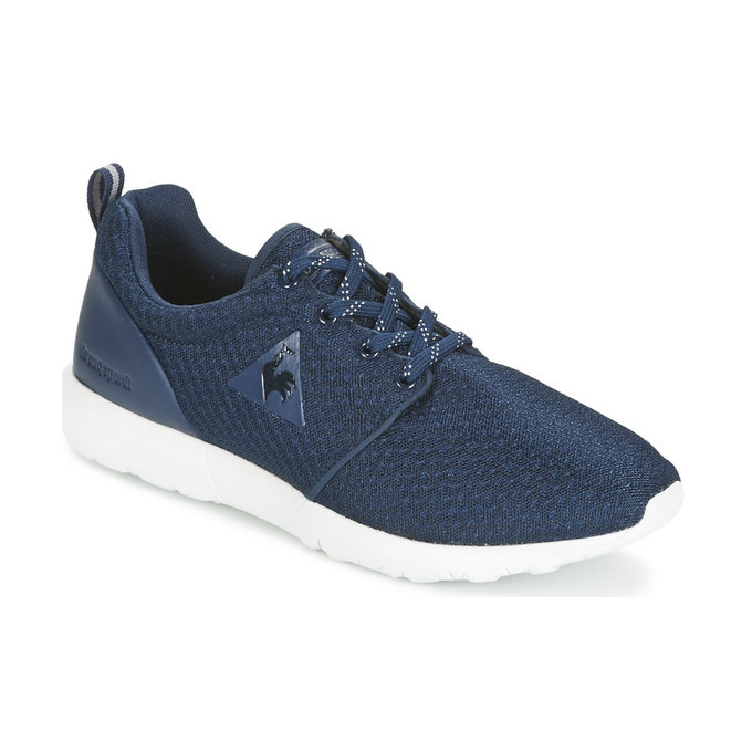 Le Coq Sportif Dynacomf Marine Chaussures Baskets Basses Femme