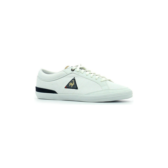 Le Coq Sportif Feretcraft Nylon Optical Blanc Chaussures Homme