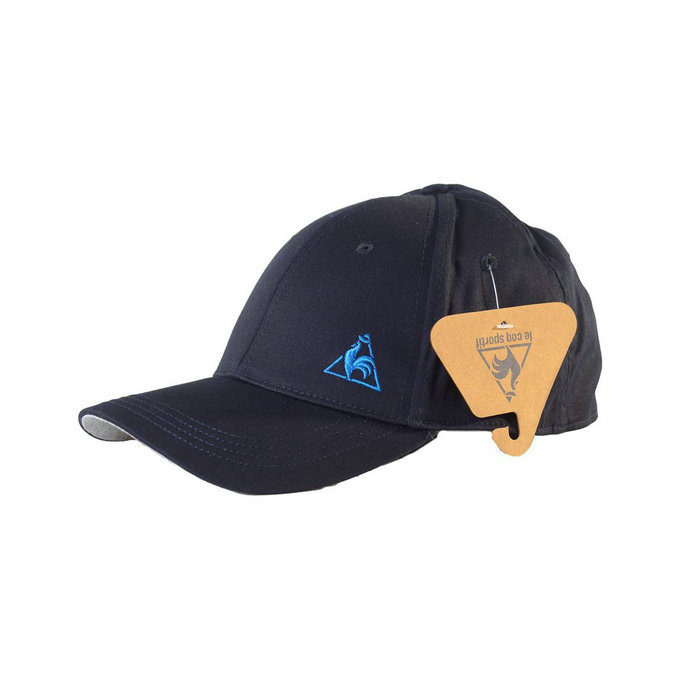Le Coq Sportif Small Accessories Corporate Cap Dres Bleu Marine Casquettes