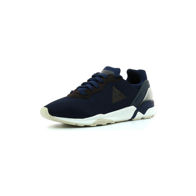 Le Coq Sportif Lcs R Xvi Casual Dress Blue - Chaussures De Running Homme