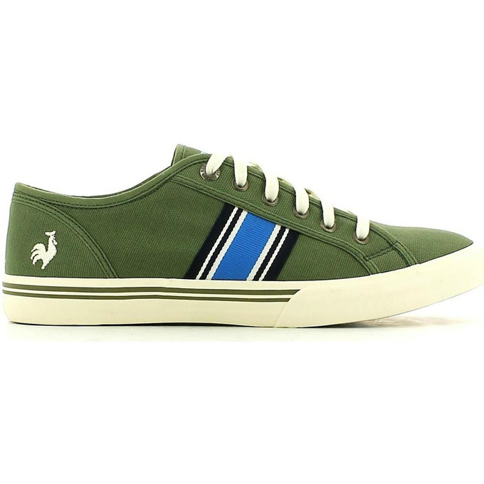 Le Coq Sportif 1410512 Sneakers Man Four Leaf Elover Chaussures Baskets Basses Homme