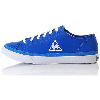 Le Coq Sportif Antibes Nylon Blanc - Chaussures Baskets Basses Homme