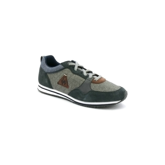 Le Coq Sportif Baskets Bolivar Craft 2 Tones/Suede Multicolore Chaussures Homme