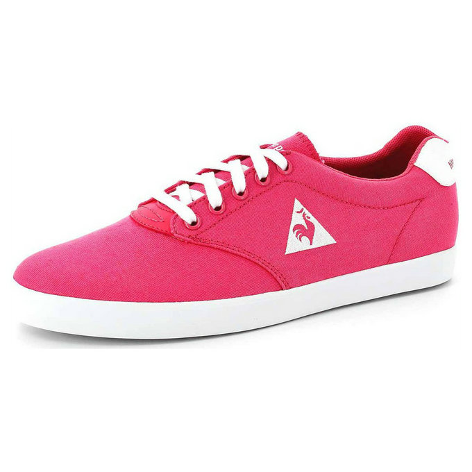 Le Coq Sportif Lamarina Cvs Chaussures Mode Sneakers Femme Rose Rose