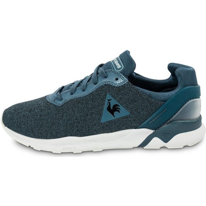 6bb82737a15 Le Coq Sportif Lcs R Xvi Anodized Bleu - Chaussures Baskets Basses Homme Moins  Cher