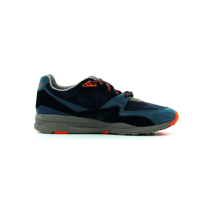 Le Coq Sportif Lcs R800 90S Outdoor Dress Blue / Tiger Chaussures Homme