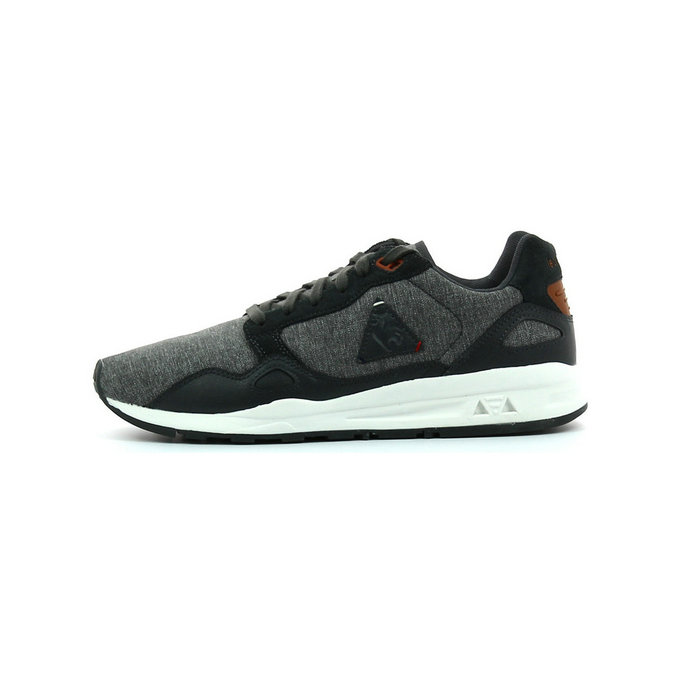 Le Coq Sportif Lcs R900 Charcoal - Chaussures Baskets Basses Homme