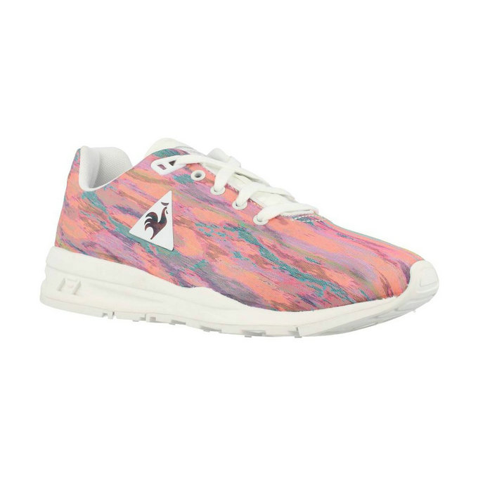 Le Coq Sportif Lcs R950 W Rose - Chaussures Baskets Basses Femme