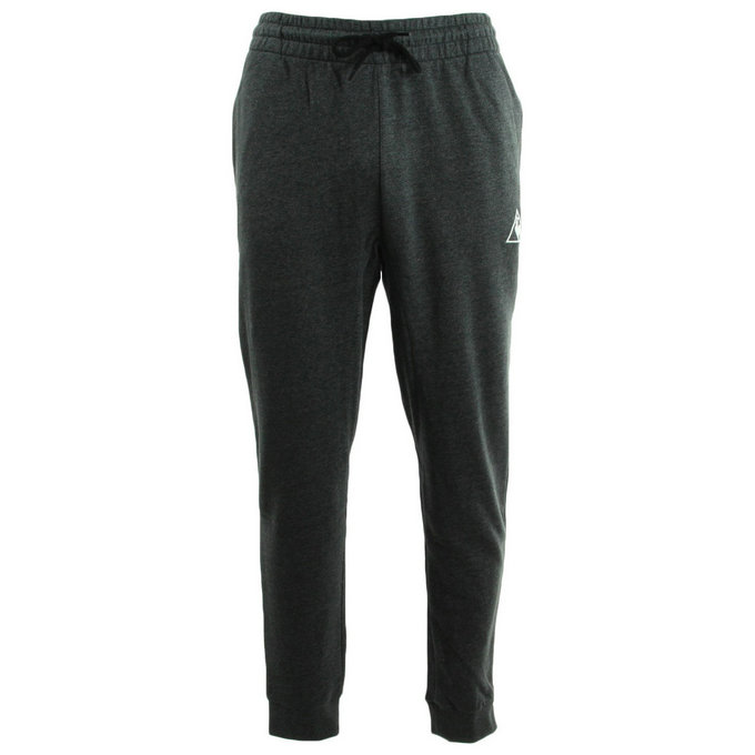 Le Coq Sportif Pant Bar Tapered Unbr Heather M Gris Joggings / Survêtements Homme