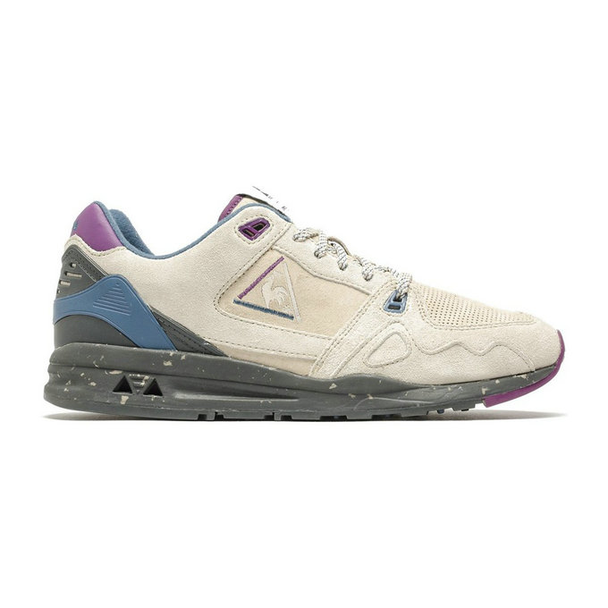 Le Coq Sportif R1000 90S Outdoor Multicolore - Chaussures Baskets Basses Homme