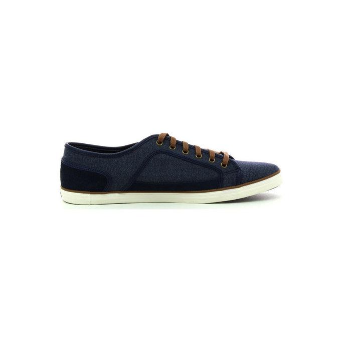 97350e60abb Promotions Le Coq Sportif Milons Dress Blue - Chaussures Baskets Basses  Homme