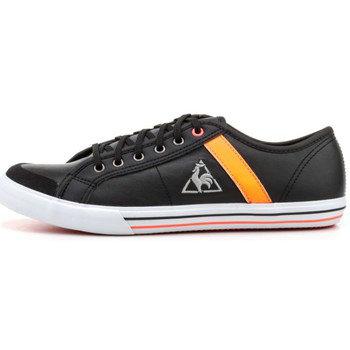 676b74f801a Solde Le Coq Sportif Chaussure Saint Malo Homme Noir - Chaussures Baskets  Basses Homme