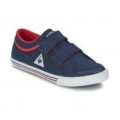 d518ca528999 FR Le Coq Sportif Saint Gaetan Ps Cvs Bleu Chaussures Baskets Basses Enfant