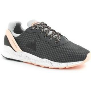 Le Coq Sportif Basket Lcs R Xvi W Speckled Noir - Chaussures De Running Femme Lyon