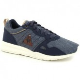 Le Coq Sportif Chaussures Lcs R600 Craft 2 Tones Dress Blue Baskets Basses Homme Promo prix