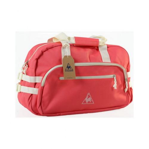 15e0d168f54 Le Coq Sportif Chronic New Sportsbag Calypso Coral Rose - Sac De Voyage  Femme à Vendre