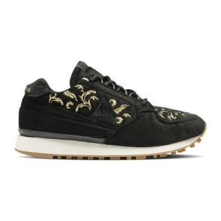 Le Coq Sportif Eclat W Embroidery Noir - Chaussures Baskets Basses Femme Paris