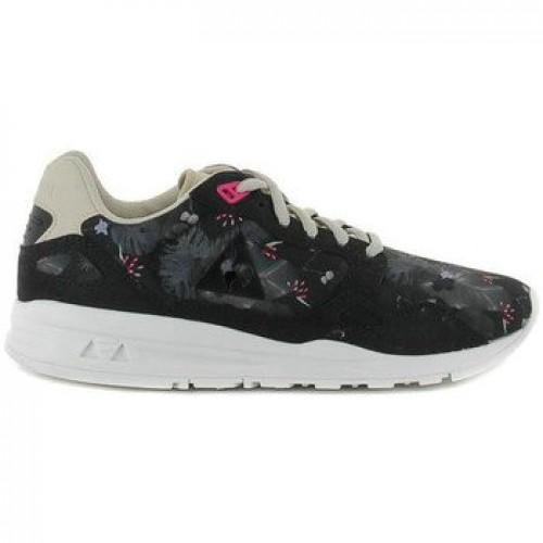 551239467c39 Le Coq Sportif Lcs R900 W Hiver Floral 1620214 Noir - Chaussures Baskets  Basses Femme Site Officiel