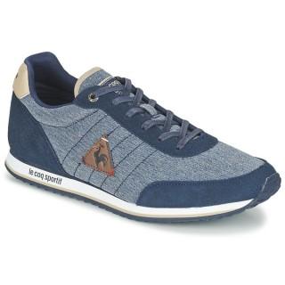 Le Coq Sportif Marsancraft 2 Tones/Suede Bleu / Beige Chaussures Baskets Basses Homme Remise prix