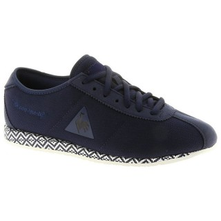 Le Coq Sportif Wendon W Ethnic Marine - Chaussures Baskets Basses Femme Remise Nice