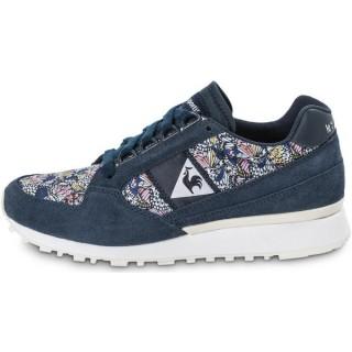 Mode Le Coq Sportif Eclat Butterfly Dress Blue - Chaussures De Running Femme