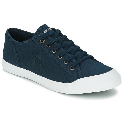 7468c223f77 Soldes Le Coq Sportif Deauville Plus Cvs Bleu - Chaussures Baskets Basses